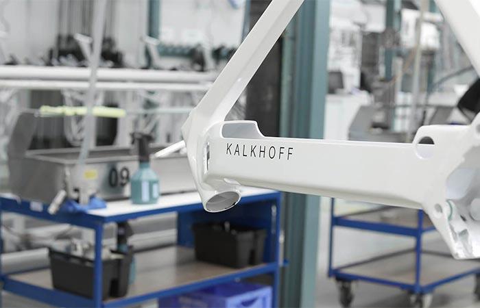 cadre velo electrique kalkhoff
