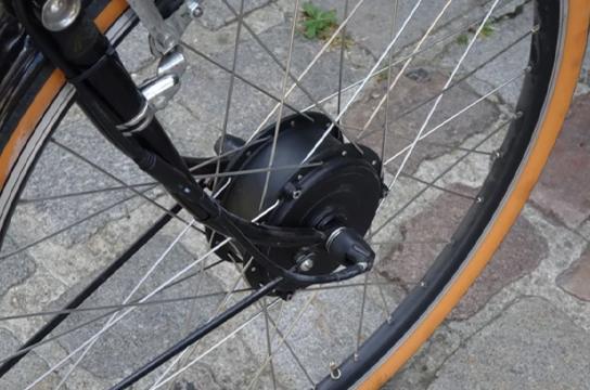 moteur roue avant velo electrique altermove